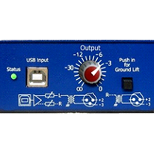 USB DI-VC / with Volume