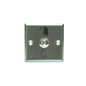 DEB33ABS S/Steel EXIT Push Button