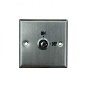 Steel Key Switch KS33SS S